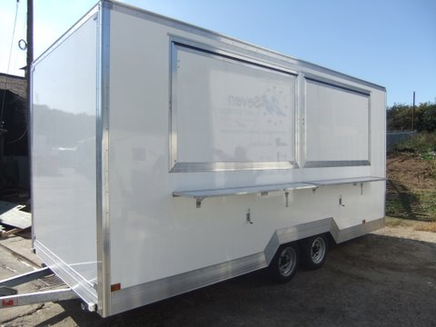 New Catering Trailer Manufacturer and Used Catering